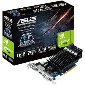 ASUS GT730-2GD3-CSM GeForce GT 730 Graphic Card - 2 GB DDR3 SDRAM
