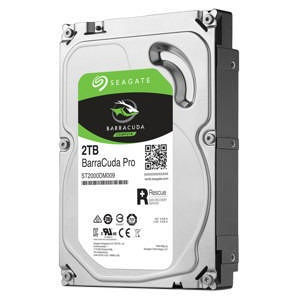 "Seagate ST2000DM009 Barracuda Pro 2 TB 3.5"" Internal Hard Drive - SATA"
