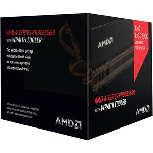 AMD AD789KXDJCHBX A10-7890K Quad-core (4 Core) 4.10 GHz Processor - Socket FM2+ Retail Pack