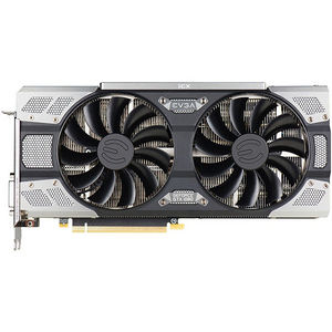 EVGA 08G-P4-6686-KR GeForce GTX 1080 Graphic Card - 1.72 GHz Core - 8 GB GDDR5X