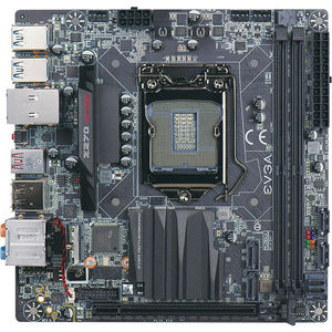 EVGA 111-KS-E272-KR Z270 Stinger Desktop Motherboard - Intel Chipset - Socket H4 LGA-1151