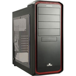 Enermax ECA3253-BR Ostrog Computer Case