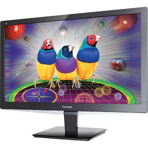 """ViewSonic VX2475SMHL-4K 24"""" 4K UHD LED LCD Monitor - 16:9 - Black"""