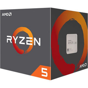 AMD YD1400BBAEBOX Ryzen 5 1400 4 Core 3.20 GHz Processor - Socket AM4
