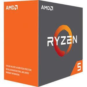 AMD YD160XBCAEWOF Ryzen 5 1600X 6 Core 3.60 GHz Processor - Socket AM4