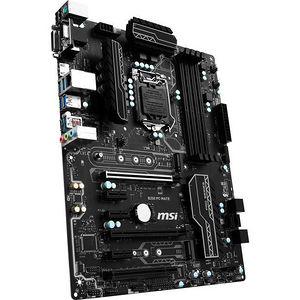 MSI B250 PC MATE Desktop Motherboard - Intel B250 Chipset - Socket LGA-1151