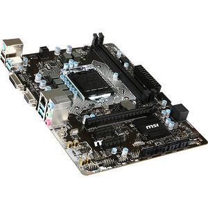 MSI B150M PRO-VD Desktop Motherboard - Intel Chipset - Socket H4 LGA-1151