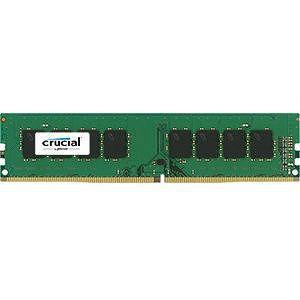 Crucial CT8G4DFS8213 8GB (1 x 8 GB) DDR4 SDRAM Memory Module - Non-ECC - Unbuffered