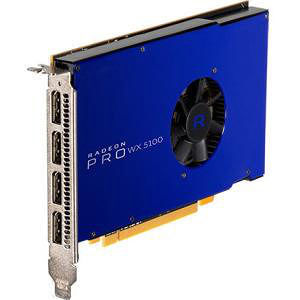 AMD 100-505940 Radeon Pro WX 5100 Graphic Card-713 MHz Core-8 GB GDDR5