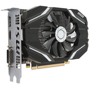 MSI GTX 1050 TI 4G OC GeForce GTX 1050 Ti Graphic Card - 1.34 GHz Core - 4 GB GDDR5 - PCI-E 3.0 x16