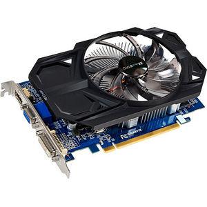 GIGABYTE GV-R735OC-2GI Radeon R7 350 Graphic Card - 970 MHz Core - 2 GB DDR3 SDRAM - PCI E 3.0 x16