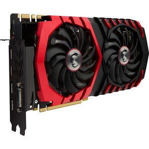 MSI GTX 1070 GAMING X 8G GeForce GTX 1070 Graphic Card - 1.61 GHz Core - 8 GB GDDR5 - PCI-E 3.0 x16