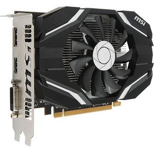 MSI RX 460 2G OC Radeon RX 460 Graphic Card - 1.21 GHz Boost Clock - 2 GB GDDR5 - PCI-E 3.0 x16