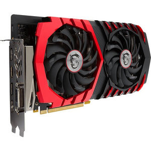 MSI GTX 1060 GAMING X 3G GeForce GTX 1060 Graphic Card - 1.59 GHz Core - 3 GB GDDR5 - PCI-E 3.0 x16