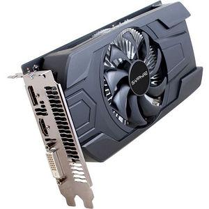 Sapphire 11257-10-20G Radeon RX 460 Graphic Card - 1.09 GHz Core - 2 GB GDDR5 - PCI Express 3.0