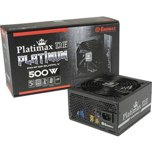 Enermax EPF500AWT Platimax D. F. 500W Power Supply