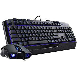 Cooler Master SGB-3030-KKMF1-US Devastator II Blue LED Keyboard & Mouse