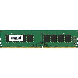 Crucial CT8G4DFD824A 8GB DDR4 SDRAM Memory Module - non-ECC - Unbuffered