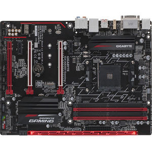 GIGABYTE GA-AB350-GAMING 3 Ultra Durable Desktop Motherboard - AMD Chipset - Socket AM4