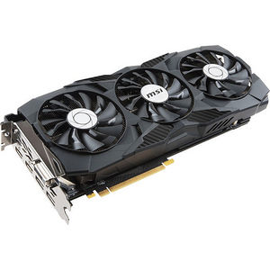 MSI GTX 1080 TI DUKE 11G GeForce GTX 1080 Ti Graphic Card - 1.48 GHz Core - 11 GB GDDR5X