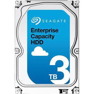 "Seagate ST3000NM0005 3 TB SATA 7200 RPM 3.5"" 128 MB Cache Enterprise Hard Drive"