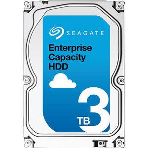 "Seagate ST3000NM0025 3 TB SAS 3.5"" 7200 RPM 128 MB Cache Enterprise Hard Drive"