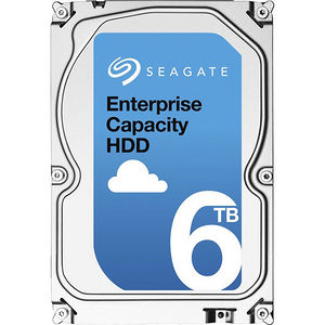 "Seagate ST6000NM0095 6TB SAS 12Gb/s 7200RPM 3.5"" 256MB Cache Enterprise HDD"