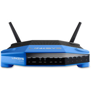 Linksys WRT1200AC IEEE 802.11ac Ethernet Wireless Router