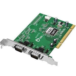 SIIG JJ-P02012-S7 CyberSerial Dual PCI
