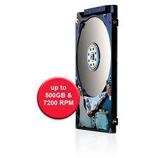 "HGST 0J38075-60PK Travelstar Z7K500 HTS725050A7E630 500 GB 2.5"" Internal Hard Drive - 60 Pack"