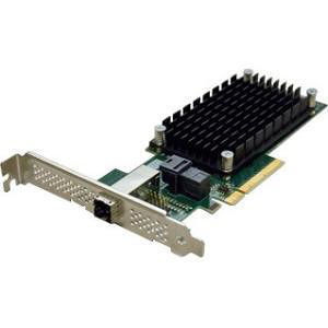 ATTO ESAH-1244-000 ExpressSAS RAID 4-Port Ext/Int 12Gb SAS/SATA to x8 PCIe 3.0 Host Bus LP Adapter