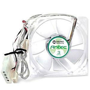 Antec TRICOOL 80MM DBB TriCool Double Ball Bearing Case Fan