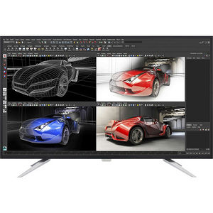 "Philips BDM4350UC Brilliance 43"" LED LCD Monitor - 16:9 - 5 ms"