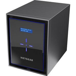 NETGEAR RN426D4-100NES ReadyNAS 426 6-Bay Storage, 6x4TB Desktop HDD