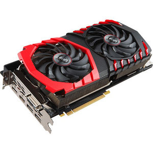 MSI GTX 1080 TI GAMING X GeForce GTX 1080 Ti Graphic Card - 1.48 GHz Core - 11 GB GDDR5X