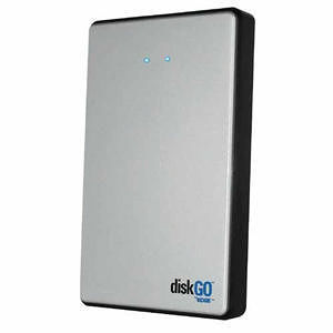 "EDGE PE222734 DiskGO 320 GB Hard Drive - 2.5"" Drive - External"