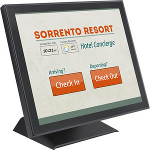"Planar 997-7415-00 PT1945P 19"" LCD Touchscreen Monitor - 5:4 - 5 ms"
