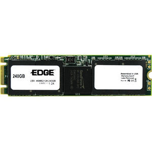 EDGE PE246907 Boost 240 GB Solid State Drive - M.2 2280 Internal - SATA (SATA/600)