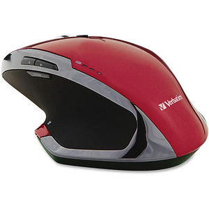 Verbatim 99021 Wireless Desktop 8-Button Deluxe Mouse