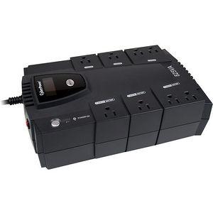 CyberPower CP825LCD Intelligent LCD 825 VA Desktop UPS