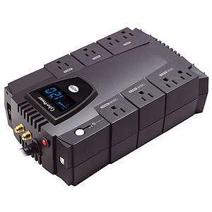 CyberPower CP685AVRLCD Intelligent LCD 685VA Desktop UPS