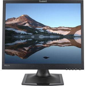 "Planar 997-7244-00 PLL1710 17"" Edge LED LCD Monitor - 5:4 - 5 ms"