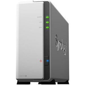 Synology DS115J DiskStation 1-Bay NAS Server