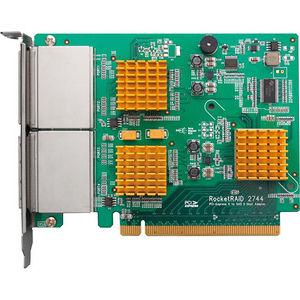 HighPoint RR2744 16Port Ex SAS 6G PCIe 2 x16 RAID