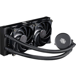 Cooler Master MLX-D24M-A20PW-R1 MasterLiquid 240 Cooling Fan/Radiator