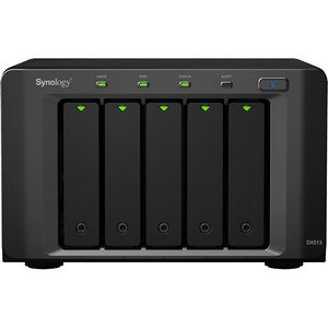 Synology DX513 Drive Enclosure - 5 x HDD Supported