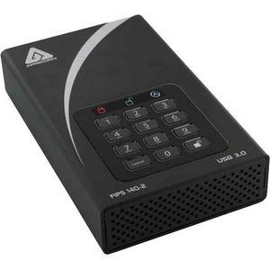 Apricorn ADT-3PL256F-2000 Aegis Padlock DT FIPS 2 TB External Hard Drive