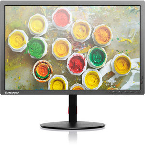 "Lenovo 60E1MAR2US ThinkVision T2254p 22"" LED LCD Monitor - 16:10 - 5 ms"