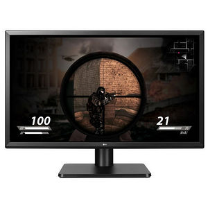 "LG 27MU58P-B 27"" 4K UHD LED LCD Monitor - 16:9 - Black - TAA Compliant"