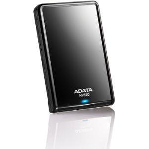 "ADATA AHV620-1TU3-CBK DashDrive 1 TB 2.5"" External Hard Drive"